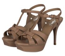 Sandaletten TRIBUTE 105 - taupe
