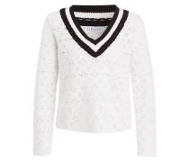 Pullover MAINATE - ecru