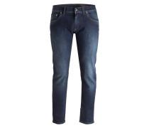 Jeans - dark denim