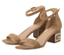 Sandaletten MAEVA - CAMEL