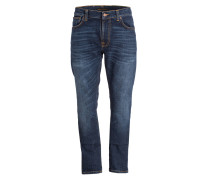 Jeans LEAN DEAN Slim-Fit - dark worn navy