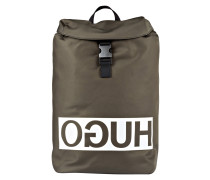 Rucksack TRIBUTE mit Laptopfach aus der HUGO REVERSED Kollektion