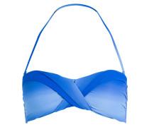 Bandeau-Bikini-Top MIAMI - royal