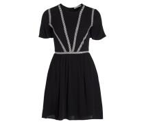 Kleid RISEA - schwarz