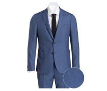 Anzug NALTON/BENNO2 Slim-Fit - blau