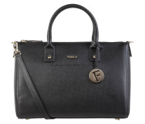 Handtasche LINDA M - schwarz