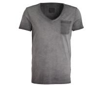 T-Shirt J-DEAN-V - dunkelgrau