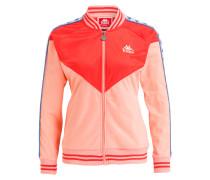 Sweatjacke CASSANDRA - rosa/ pink/ blau