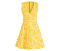 Cocktailkleid - gelb