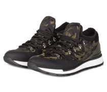Sneaker - schwarz/ gruen