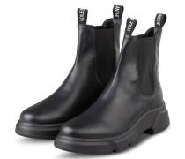 Chelsea-Boots TANKY BEAT VITELLO - SCHWARZ