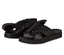 Sandalen RAVEN BOW - schwarz