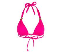 Triangel-Bikini-Top NIKO NINABELL - pink