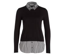 Shirt MARYLOU - schwarz/ weiss