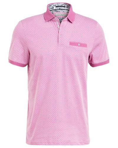 Jersey-Poloshirt SCULPT