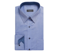 Hemd Comfort-Fit - blau