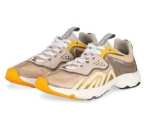 Sneaker - BEIGE/ GELB/ TAUPE