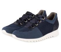Sneaker - navy/ blau