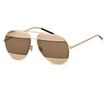 Sonnenbrille DIOR SPLIT - gelb