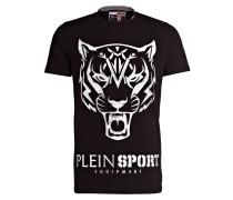 T-Shirt - schwarz/ silber