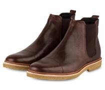 Chelsea-Boots - braun