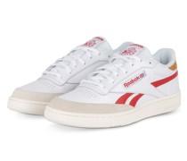 Sneaker CLUB C REVENGE - WEISS/ ROT