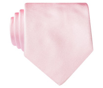 Krawatte - hellrosa