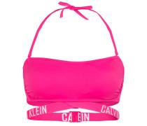 Bandeau-Bikini-Top INTENSE POWER - pink