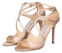 Sandaletten LANG 100 - nude
