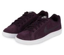 Sneaker COURT ROYALE - bordeaux