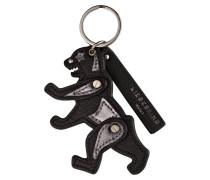 Schlüsselanhänger POMONA - schwarz