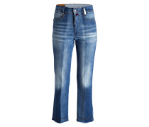 7/8-Jeans UP-START - denim blue