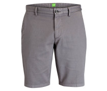 Shorts C-LIEM4-D Slim-Fit - grau