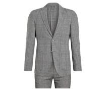 Anzug NOVEM Tailored Fit mit Leinen