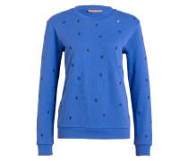 Sweatshirt TABIRDY - blau
