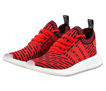 Sneaker NMD_R2 PRIMEKNIT - rot
