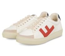 Sneaker CLASSIC 70'S - ECRU/ DUNKELBLAU