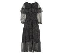 Kleid KAMILA mit Rüschenbesatz