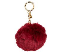Schlüssel- und Taschenanhänger - rot