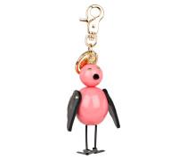 Schlüssel- und Taschenhänger - pink
