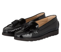 Tassel-Loafer GRACINA aus Lackleder