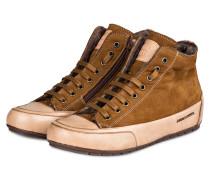 Hightop-Sneaker PLUS - cognac/ braun