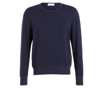 Lounge-Sweatshirt - blau