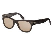Sonnenbrille TOM N.2 - 64e- braun/ grün