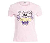 T-Shirt TIGER - rosa
