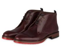 Desert-Boots - bordeaux