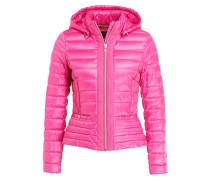 Daunenjacke - pink