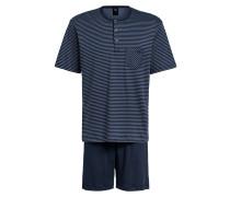 Shorty-Schlafanzug RELAX STREAMLINE BASIC