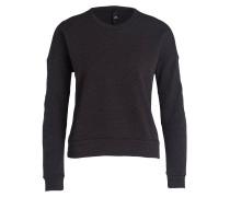 Sweatshirt STADIUM - schwarz meliert
