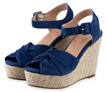 Wedges AZYA - blau